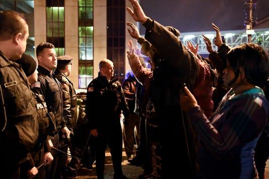 Paterson Protest