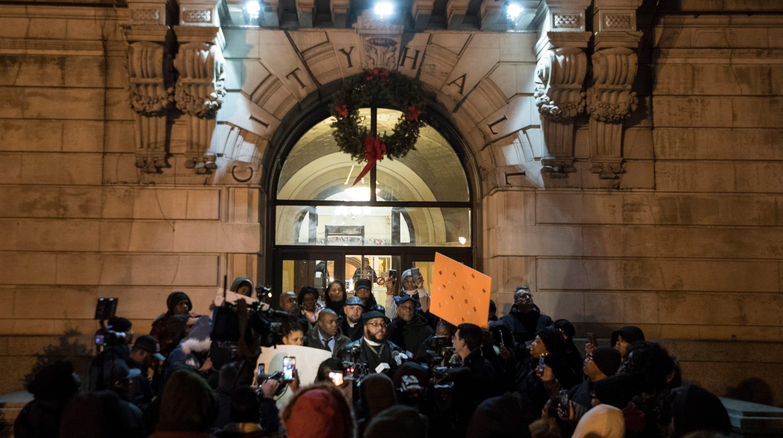 Protesters: Paterson Black Lives Matter leader arrested ...