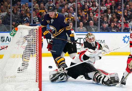 Nhl New Jersey Devils At Buffalo Sabres