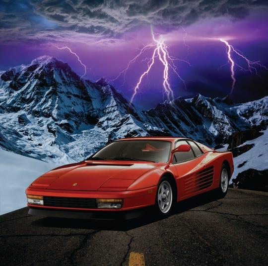 """""""Ilegals en Ferraris"""" by J. Patron"""