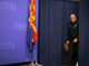Phoenix Police Department Sgt. Tommy Thompson prepares to address reporters Jan. 8, 2019, at a press conference at his department's Phoenix headquarters. He discussed the case of a patient in a Hacienda HealthCare center for people with intellectual disabilities who became pregnant and gave birth.