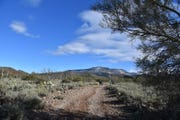 The Spur Cross Trail in Spur Cross Ranch Conservation Area.