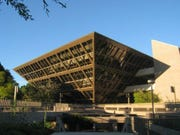 Tempe City Hall, unobscured.