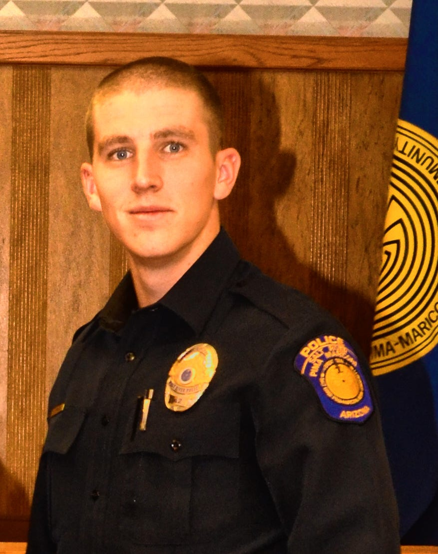 Road closures planned for funeral procession for Salt River tribal Officer Clayton Townsend