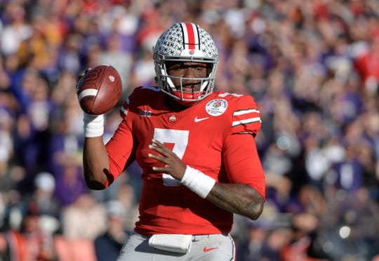 Could Ohio State Buckeyes quarterback Dwayne Haskins be the No. 1 pick in the 2019 NFL draft?