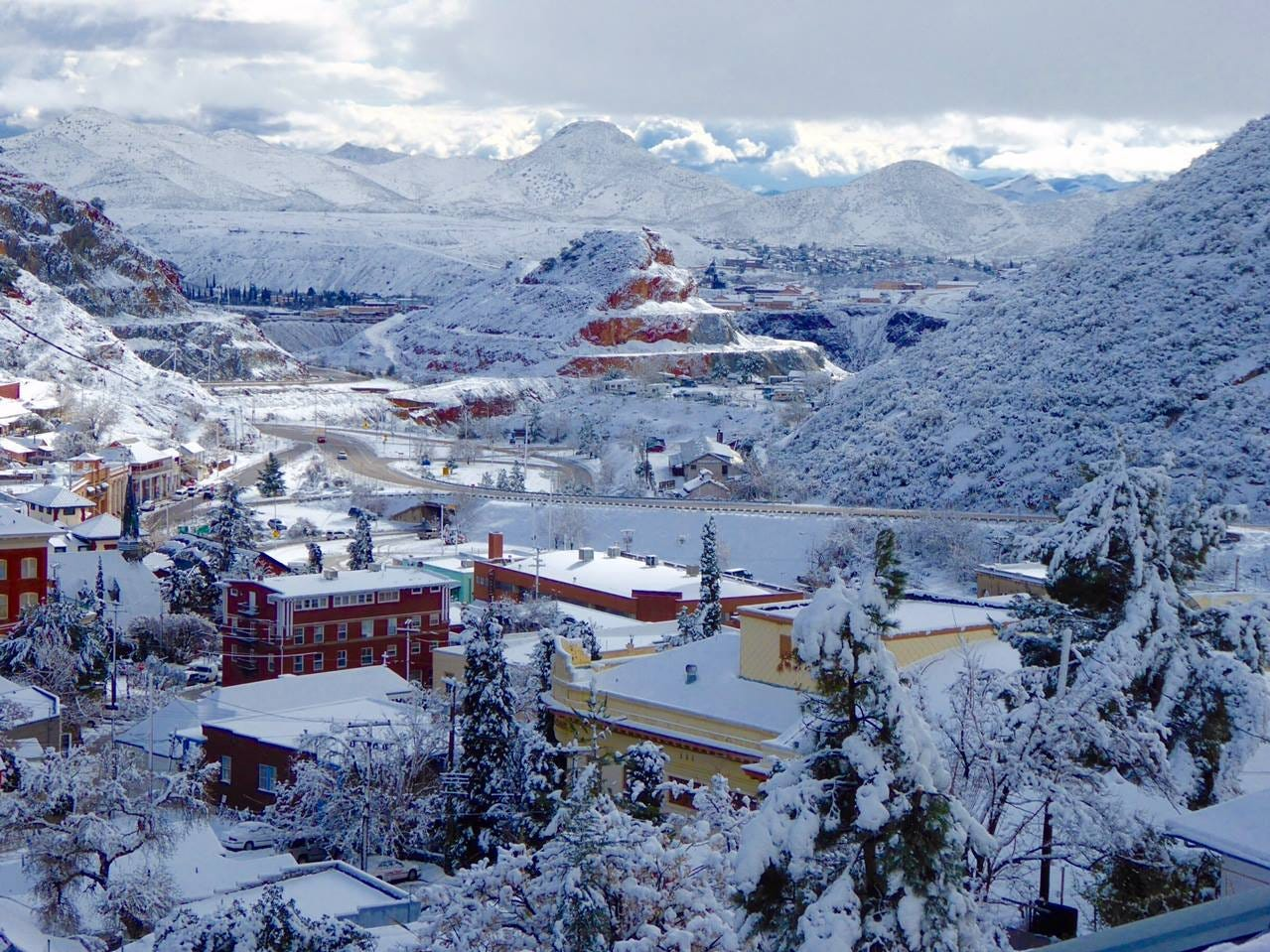 Bisbee is the southernmost mile-high city in the nation.