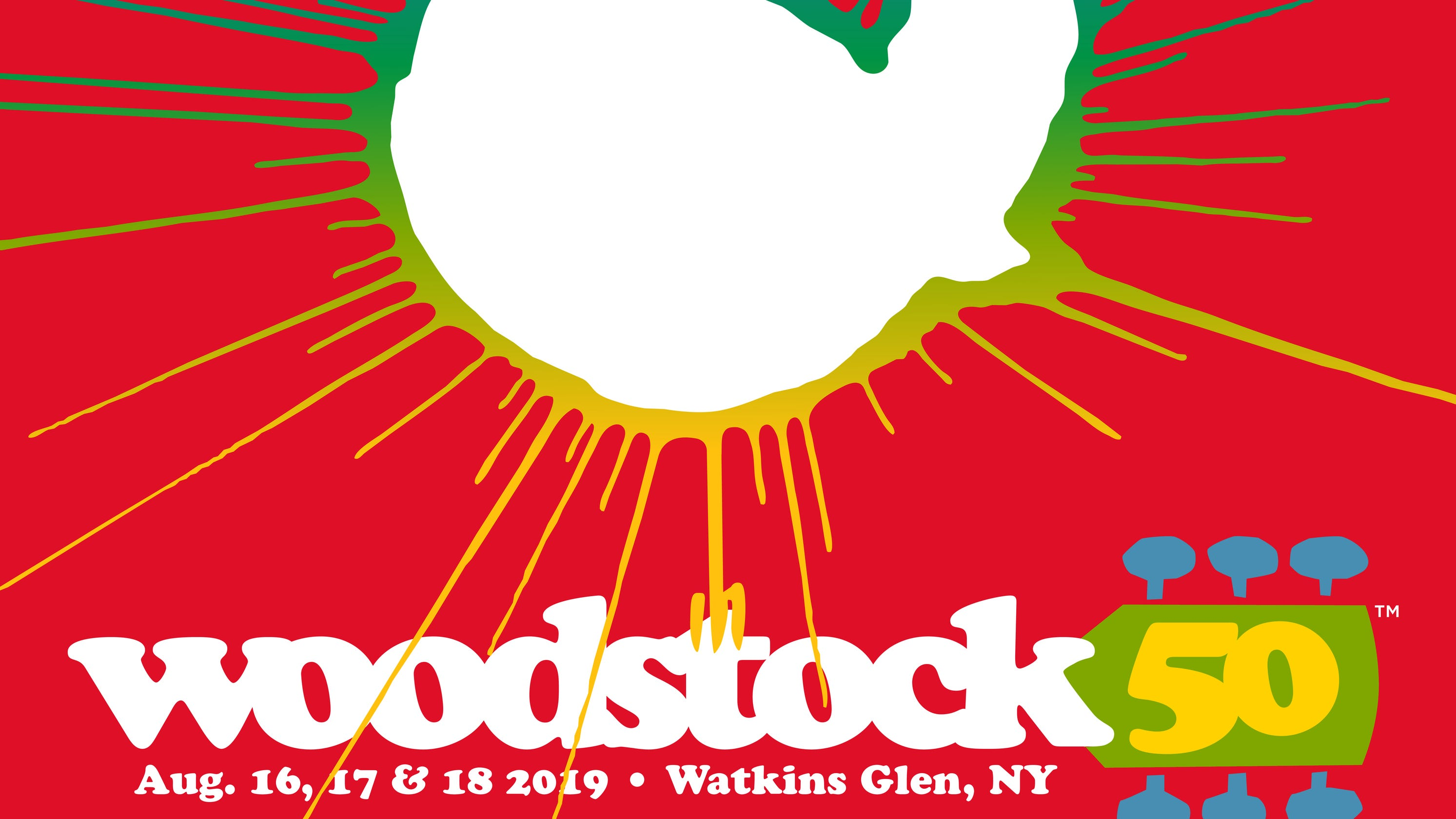Woodstock 50 cancelled, Dentsu Aegis says  Festival says it's still on