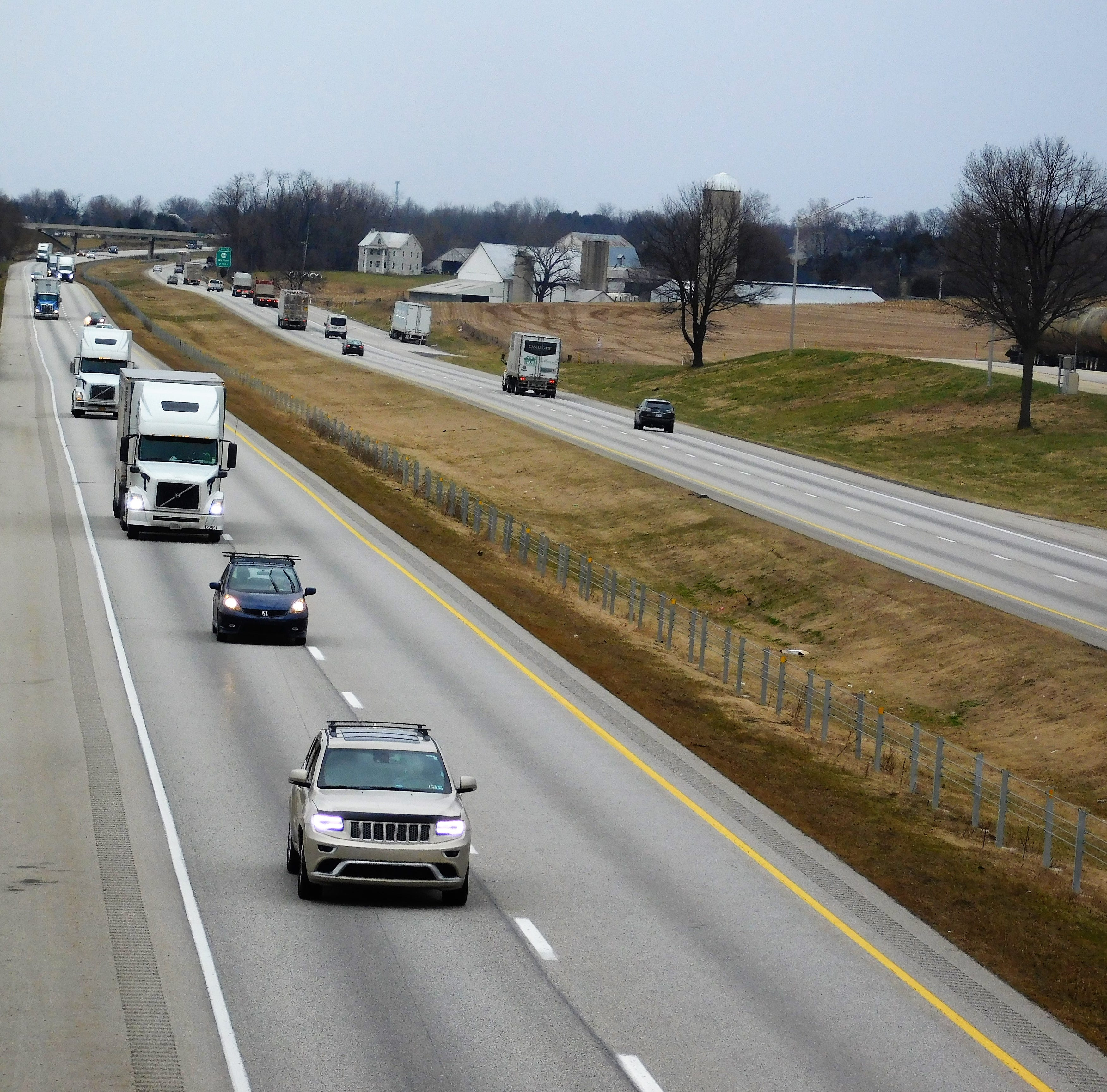 Drivers need to be extra cautious traveling on Interstate 81 next week