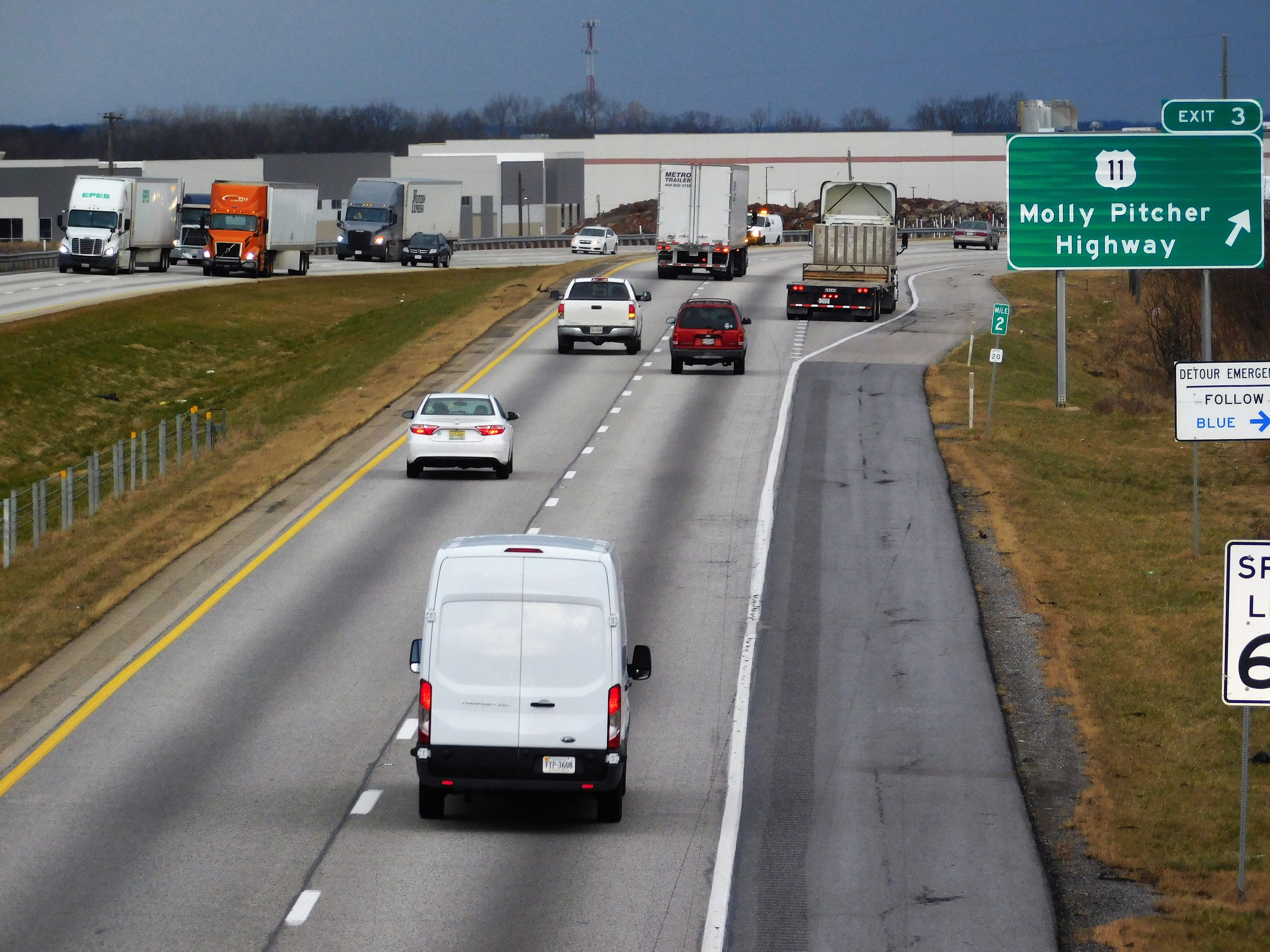 Widening I-81 in Pennsylvania: Plan shows worth, but dollars