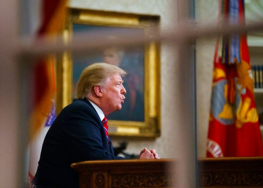 AP FACT CHECK: Trump oversells wall as a solution to drugs