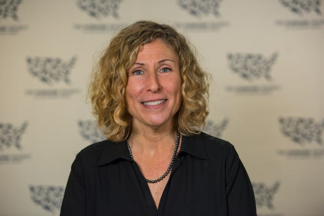 Kitty Block, Acting President and CEO for The Humane Society of the United States