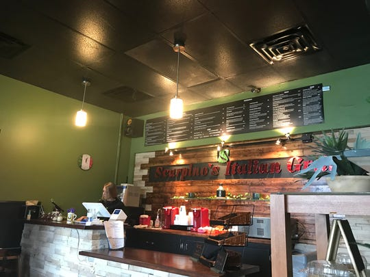 Scarpino's Italian Grill opens in Irondequoit