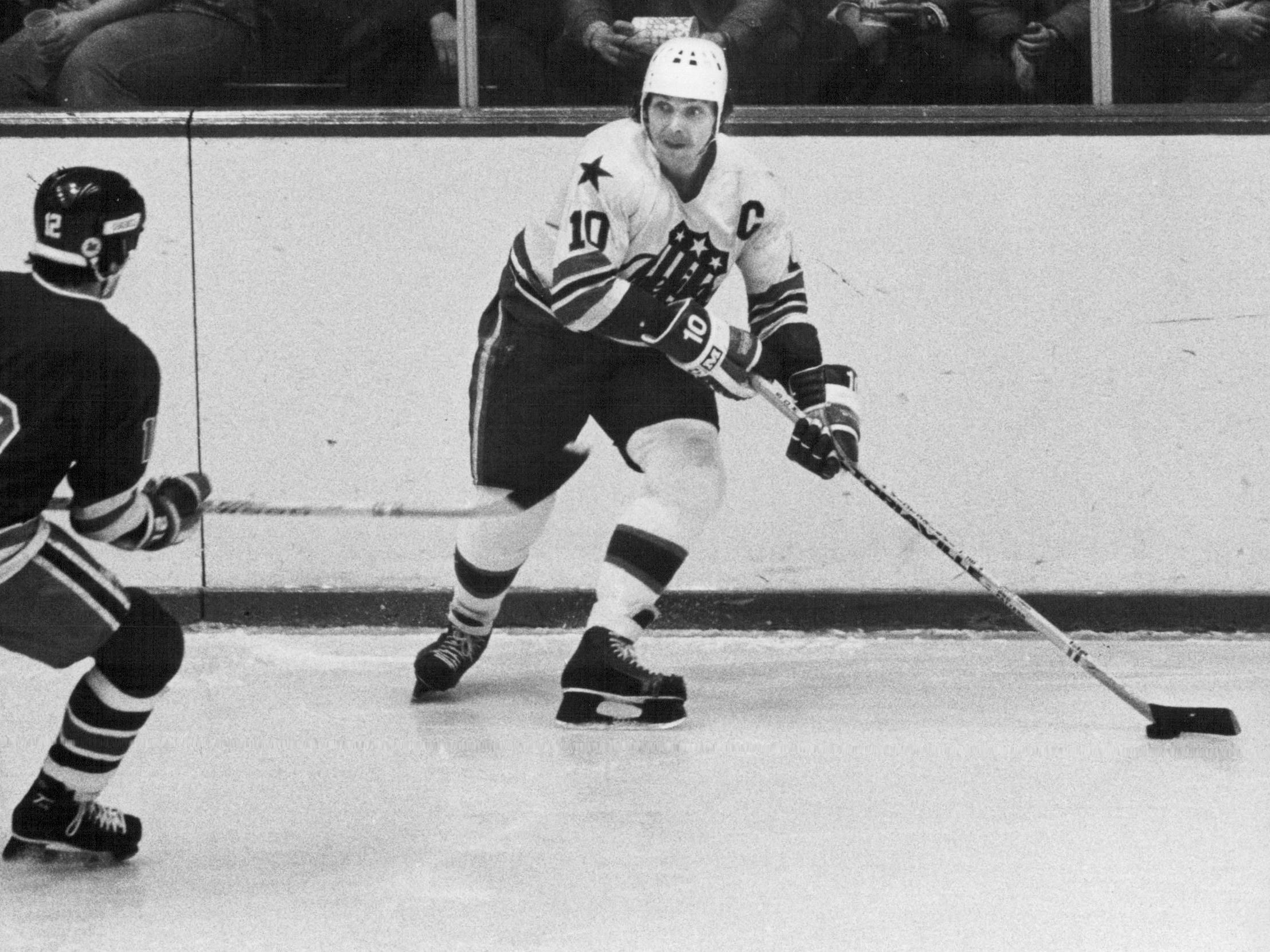 Hall of Famer Langdon fell in love with Amerks way before he got here