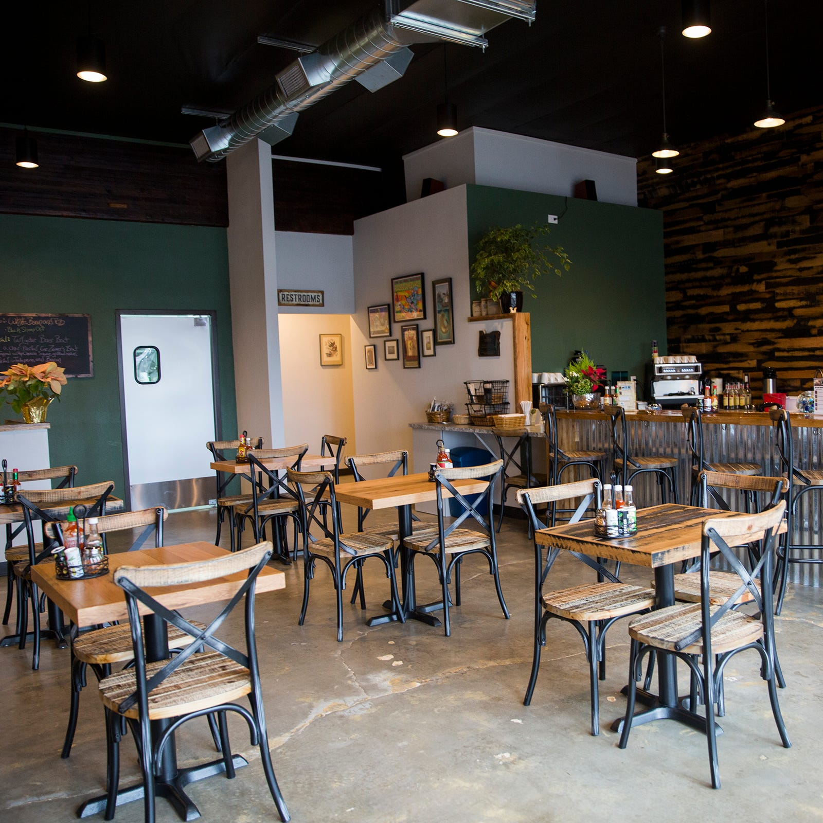 Black Sheep Catering has opened a cozy new café