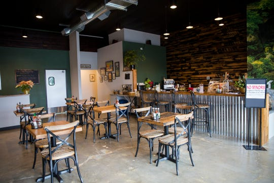 Black Sheep Café & Catering's new location in Salem on Tuesday, Dec. 8, 2019.