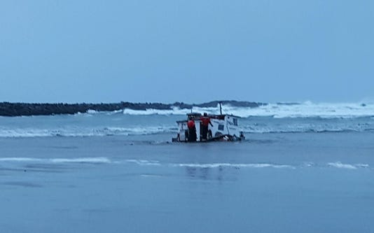 yaquina bay capsize
