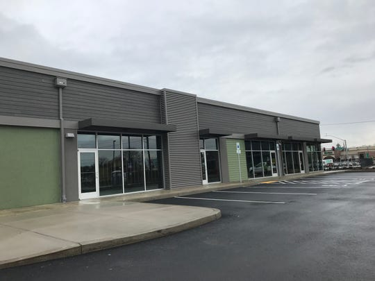 Gilgamesh Brewing has signed on to open a second pub location in The Pointe at Glen Creek, pictured here on Jan. 9, 2019.