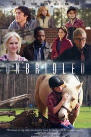 A poster for Unbridled, coming to select theaters Friday, Jan. 18, 2019.