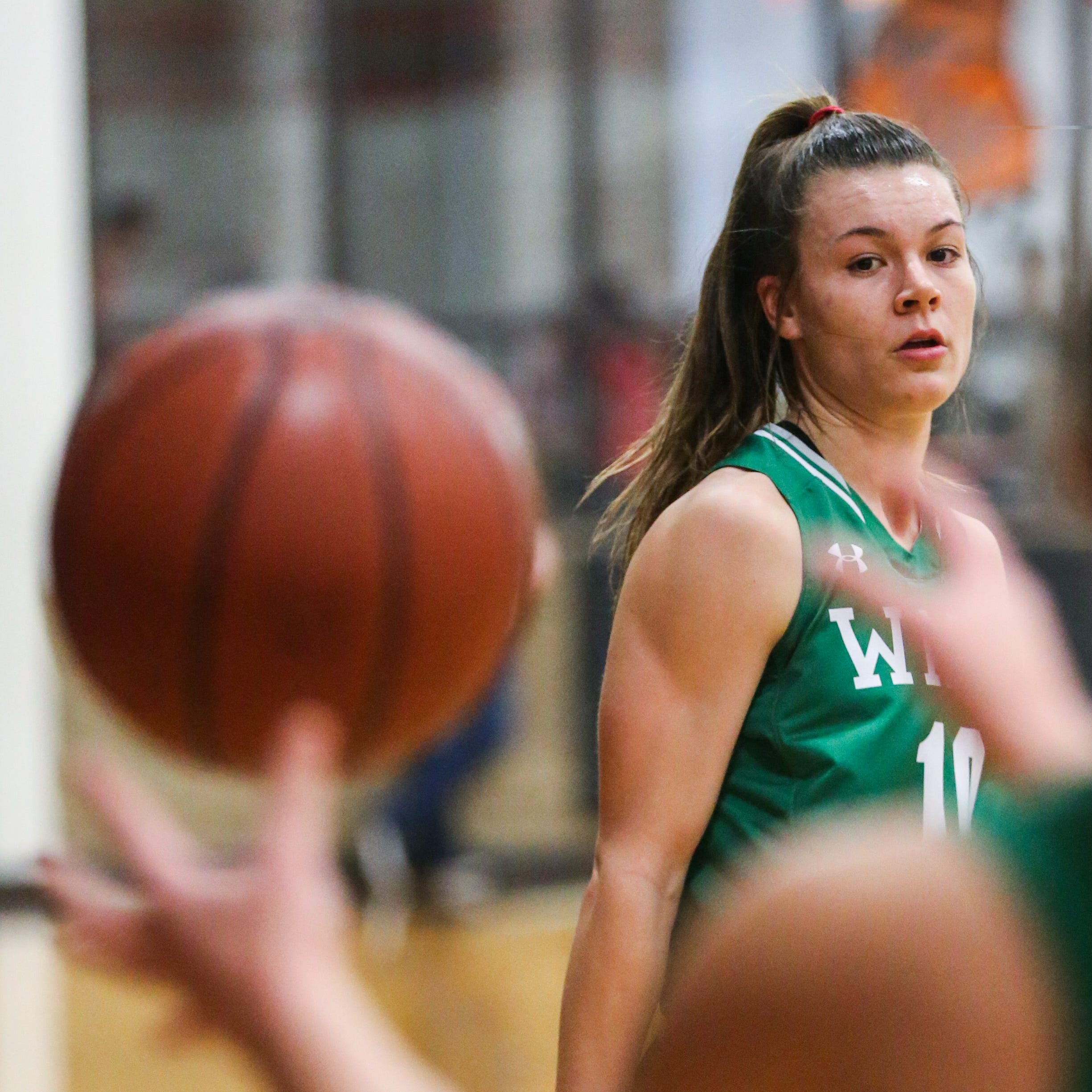 PLAYOFF BASKETBALL ROUNDUP: No. 1 Wall girls into regional tournament