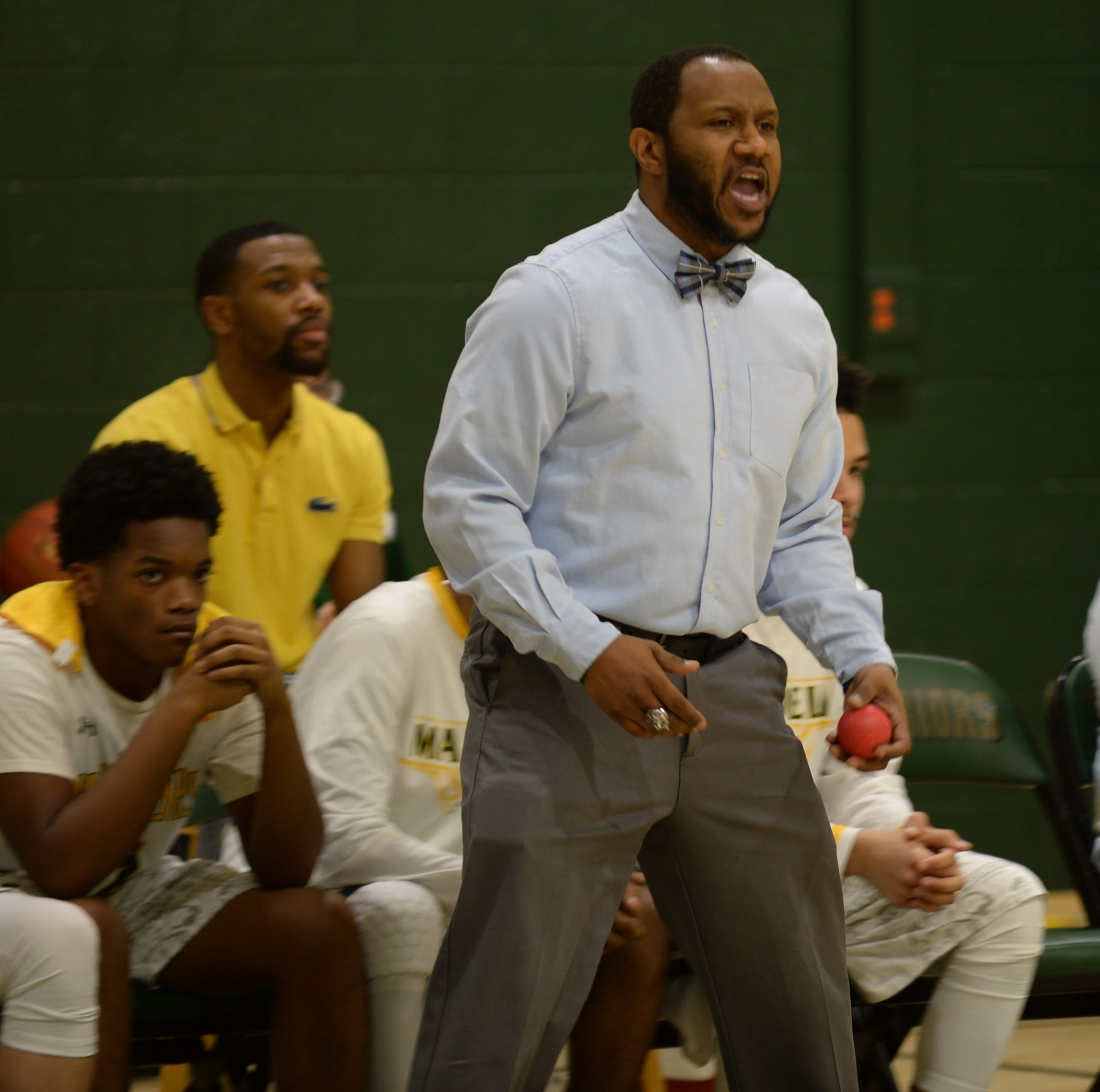Mardela basketball coach Jermichael Mitchell moves team forward
