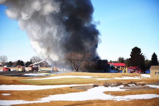 Elmwood Golf Cart Fire 010