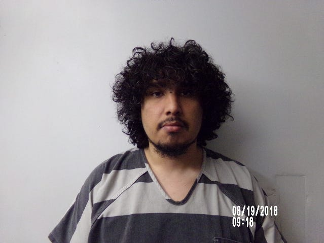Jesus Araiza has been in jail for three years and one month. He is charged with first-degree assault of a law enforcement officer. Officials say he assaulted a corrections officer in an incident that left the officer with several broken bones in his face. A plea hearing is scheduled for March.