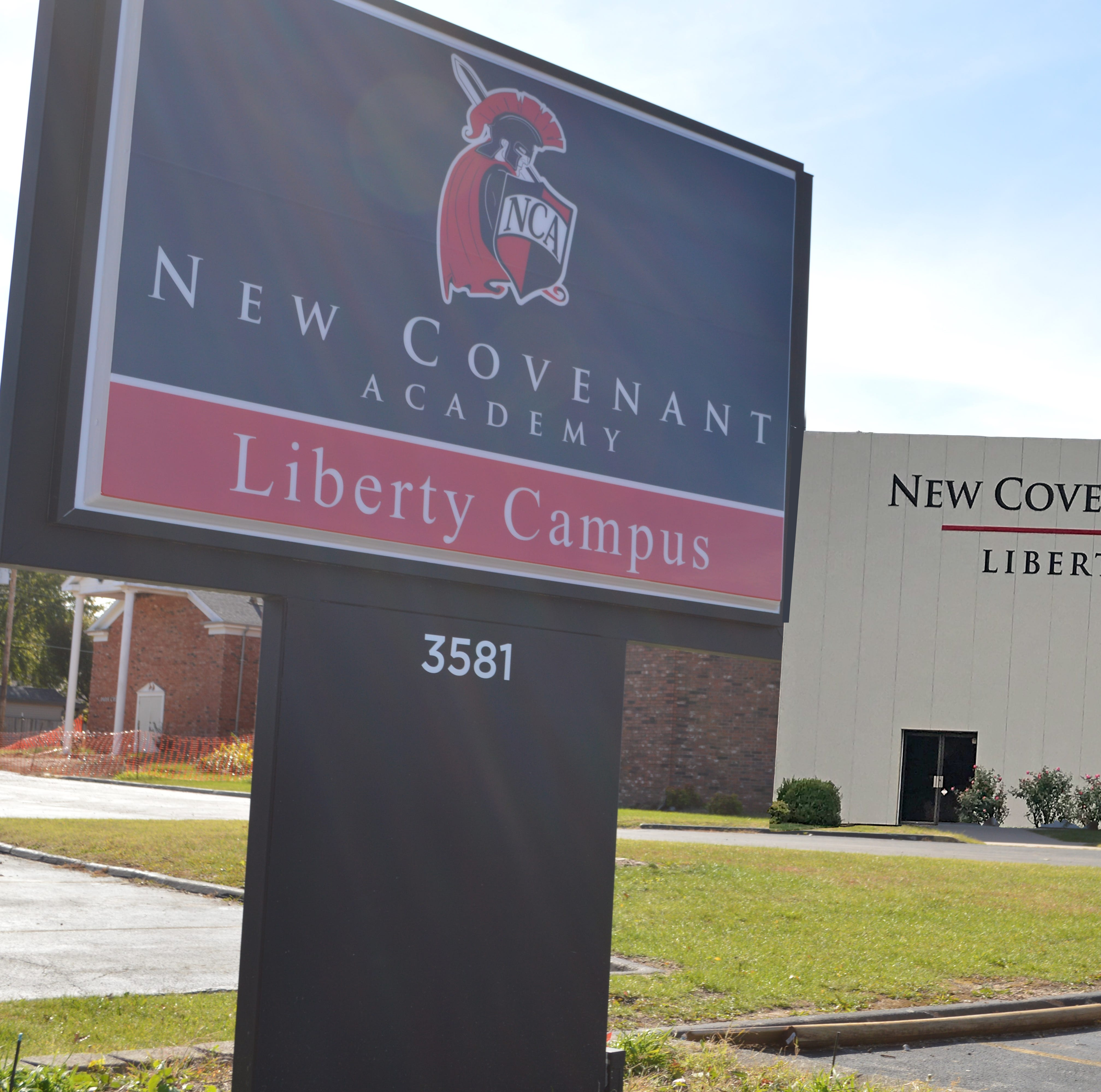 In lawsuit, New Covenant Academy coach alleges he was fired after work injury