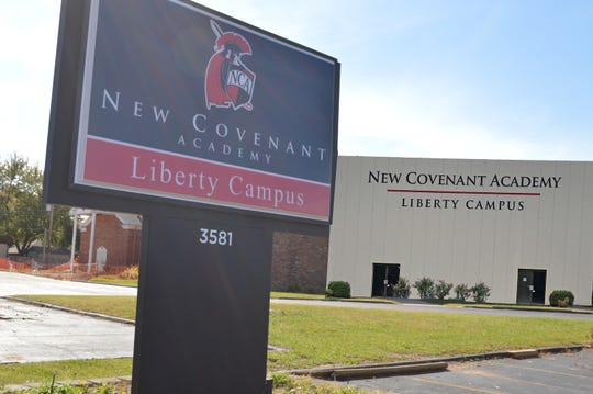 New Covenant Academy is opening a second location, the Liberty Campus, this month.