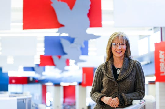 Glendale High School Principle Dr. Natalie Cauldwell is retiring at the end of this school year.
