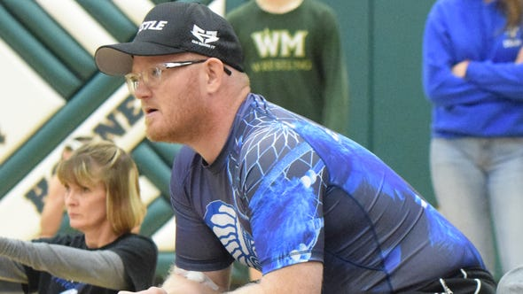 Fort Defiance wrestling coach Gary Kinzer has been both surprised and pleased with what he's gotten out of his Indians as they prepare for the grueling final month of the season.