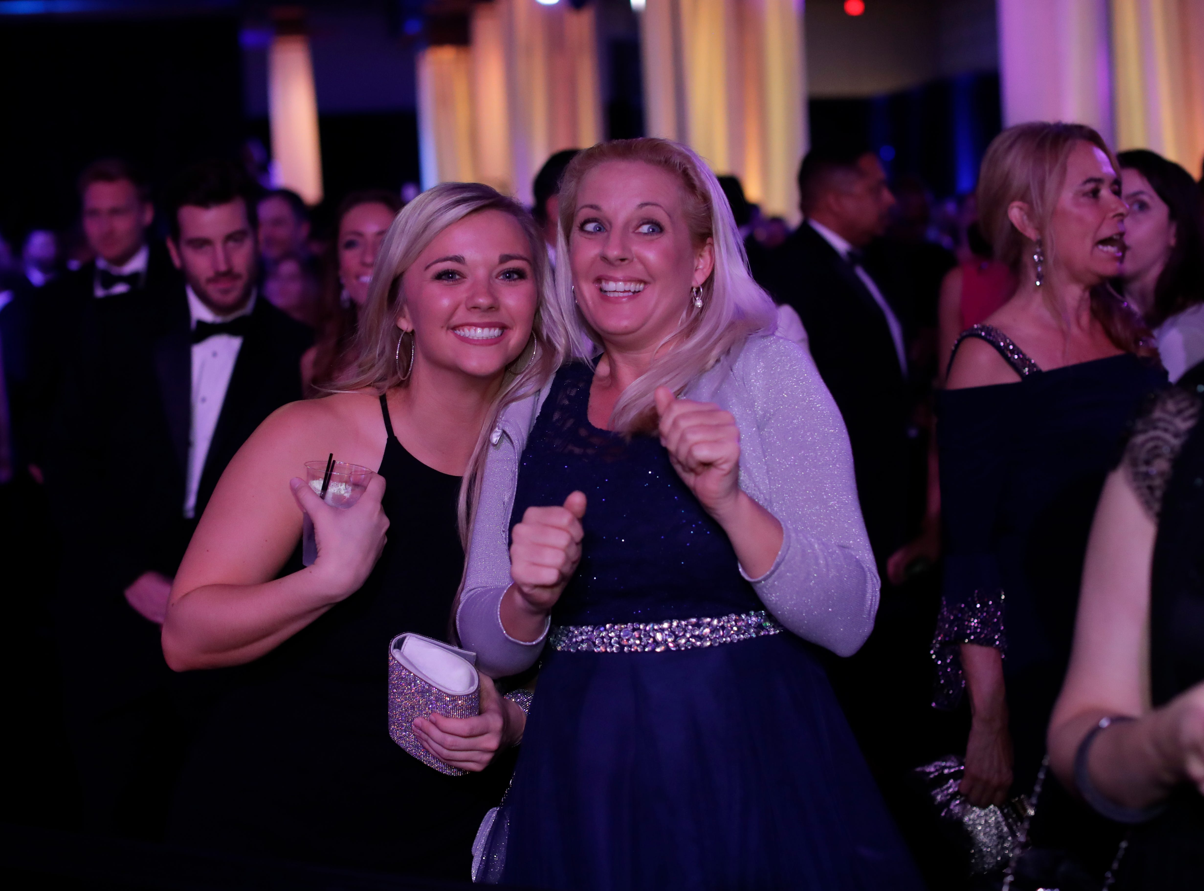 Hundreds of guests from all over Florida attend Florida's 46th Governor's Inaugural Ball at the Tucker Civic Center, Tuesday, Jan. 8, 2019. Guests dance the night away as live music is performed.