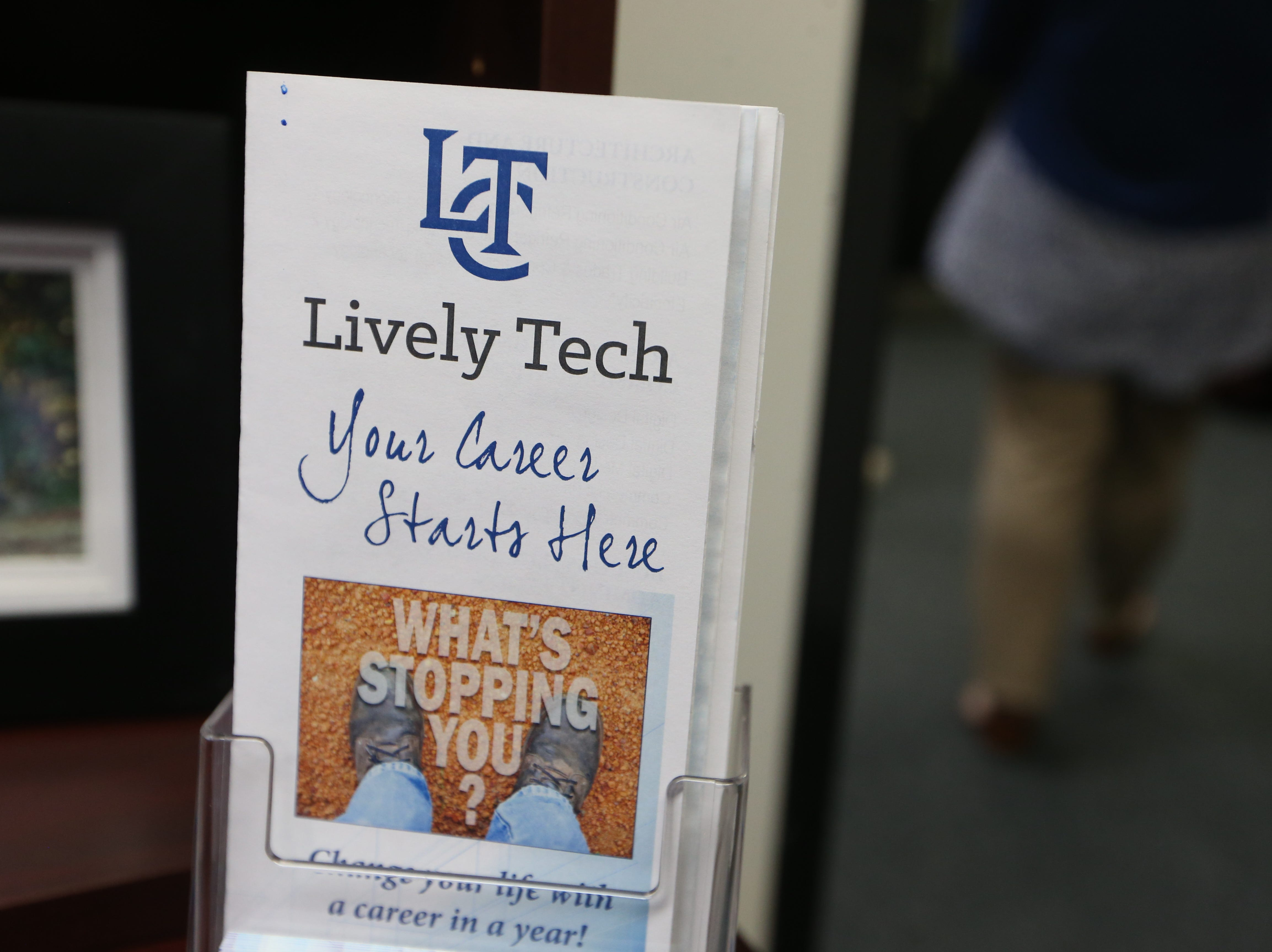 """With the approval by the Leon County School Board to change Lively Technical Center's name to Lively Technical College, logos on apparel and other marketing materials for Lively Technical Center will not need to be changed because they simply read """"LTC"""" already."""