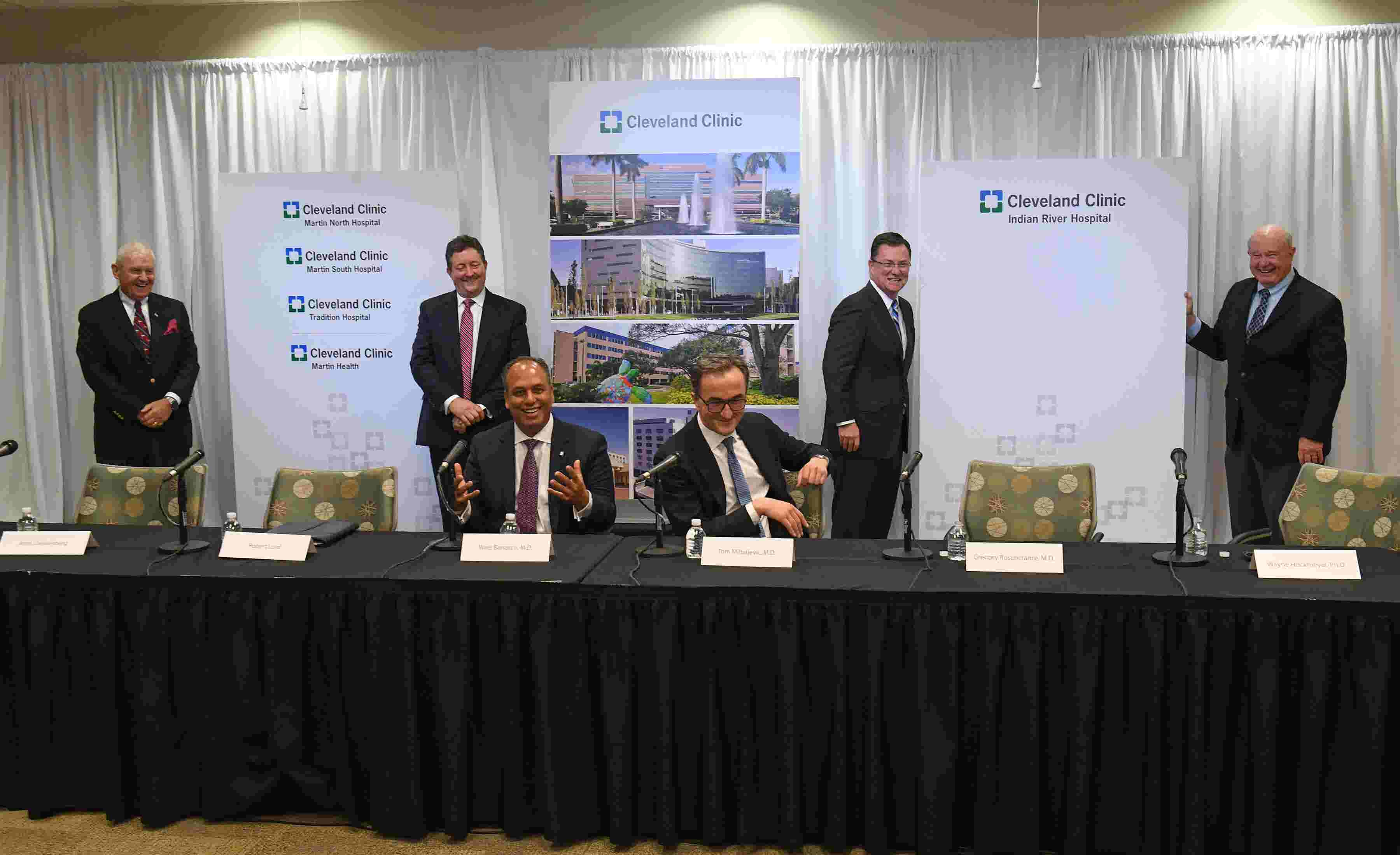 Cleveland Clinic acquires local hospitals, announces new names