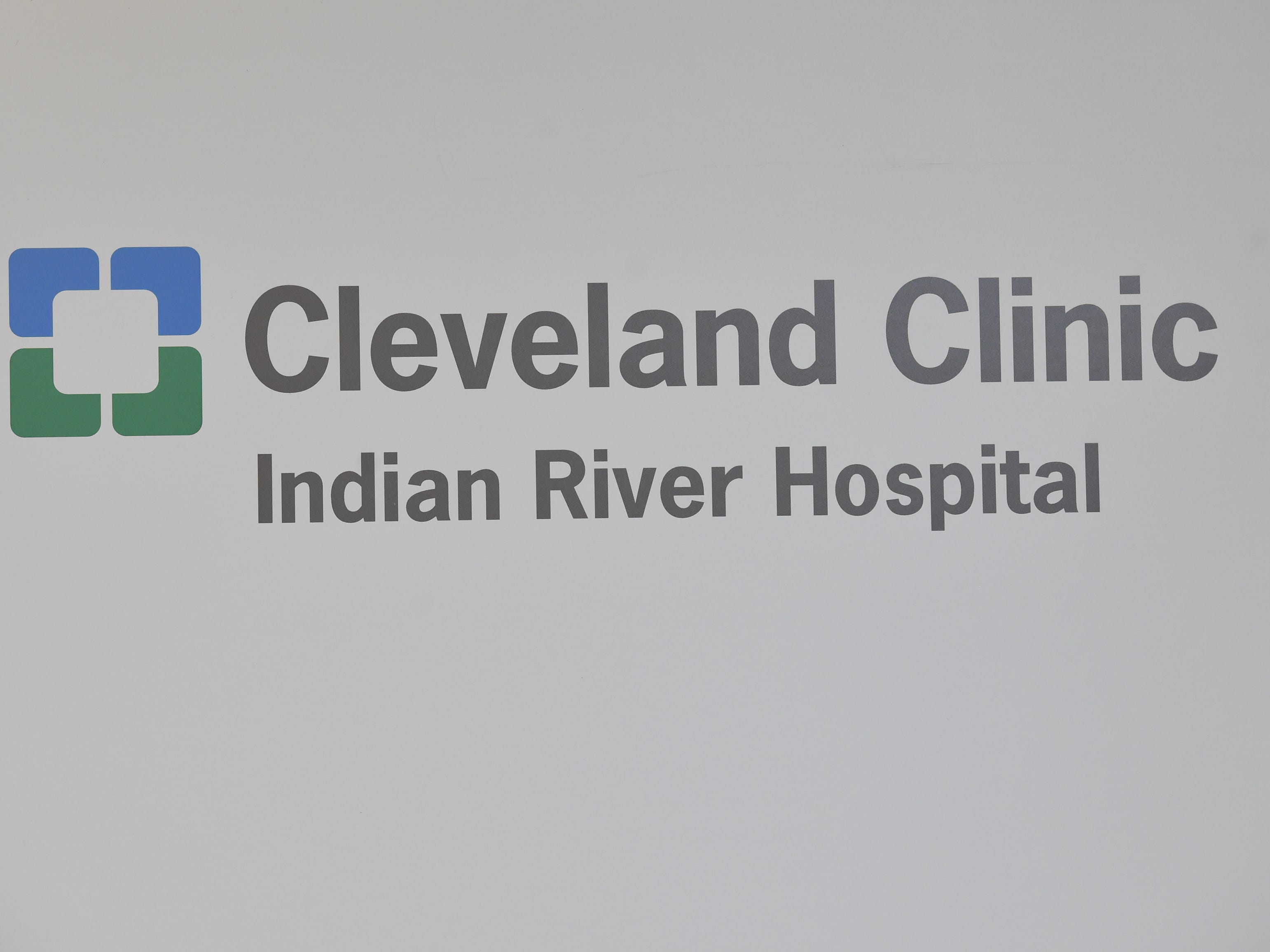 The Cleveland Clinic news conference at Tradition Hospital in Port St. Lucie on Wednesday, Jan. 9, 2019, to announce the new names of their acquired Indian River Medical Center and Martin Health System hospitals. The new names are Cleveland Clinic Martin North Hospital, Cleveland Clinic Martin South Hospital, Cleveland Clinic Tradition Hospital, Cleveland Clinic Martin Health, and Cleveland Clinic Indian River Hospital.