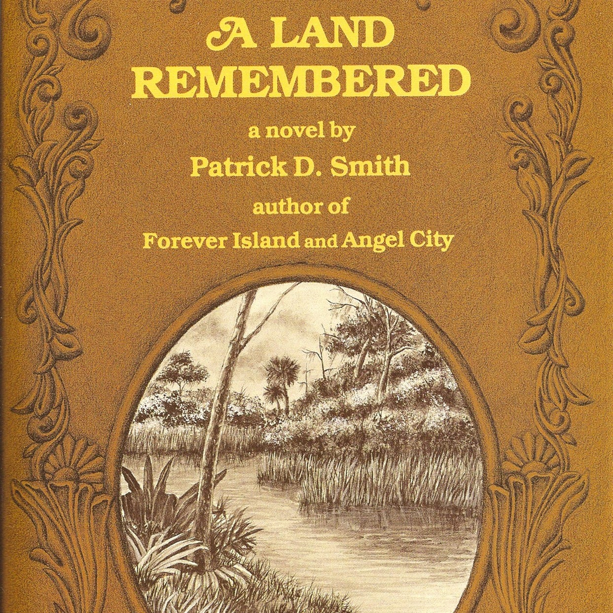'A Land Remembered' will come to life as author's son visits Treasure Coast