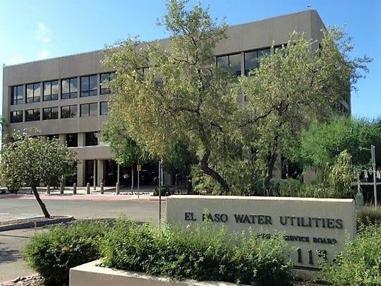 El Paso Water Utilities.