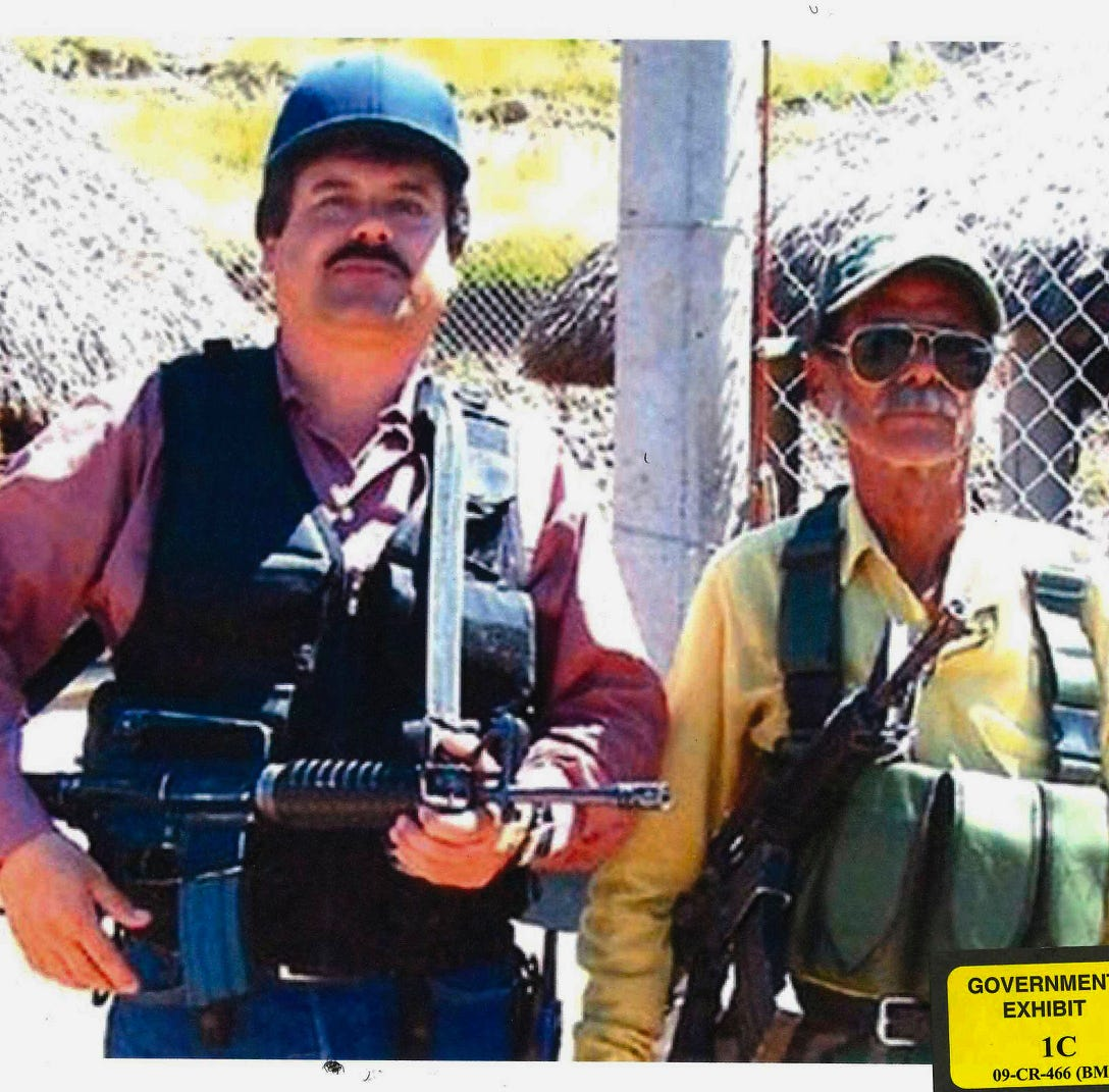 DEA agent testifies about dramatic capture of 'El Chapo,' lack of trust in Mexican police