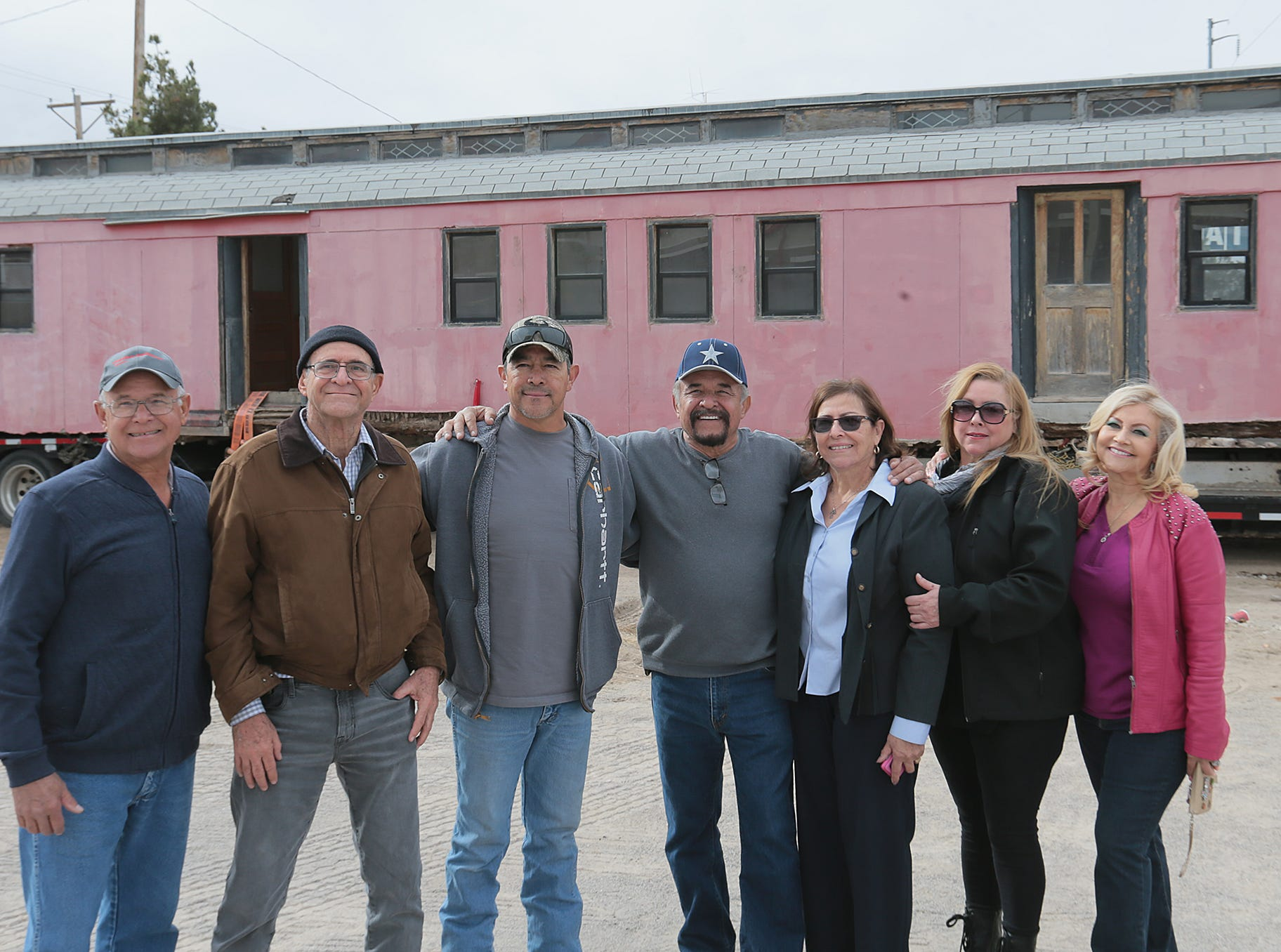Historic Train Car Which Was a Family's Home to be Refurbished