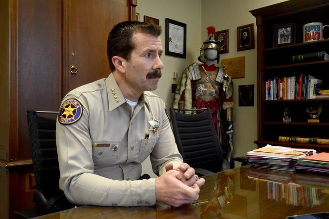 Ventura County Sheriff Bill Ayub