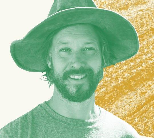 "Jean-Martin Fortier will lead a ""market gardening"" seminar in Ojai."