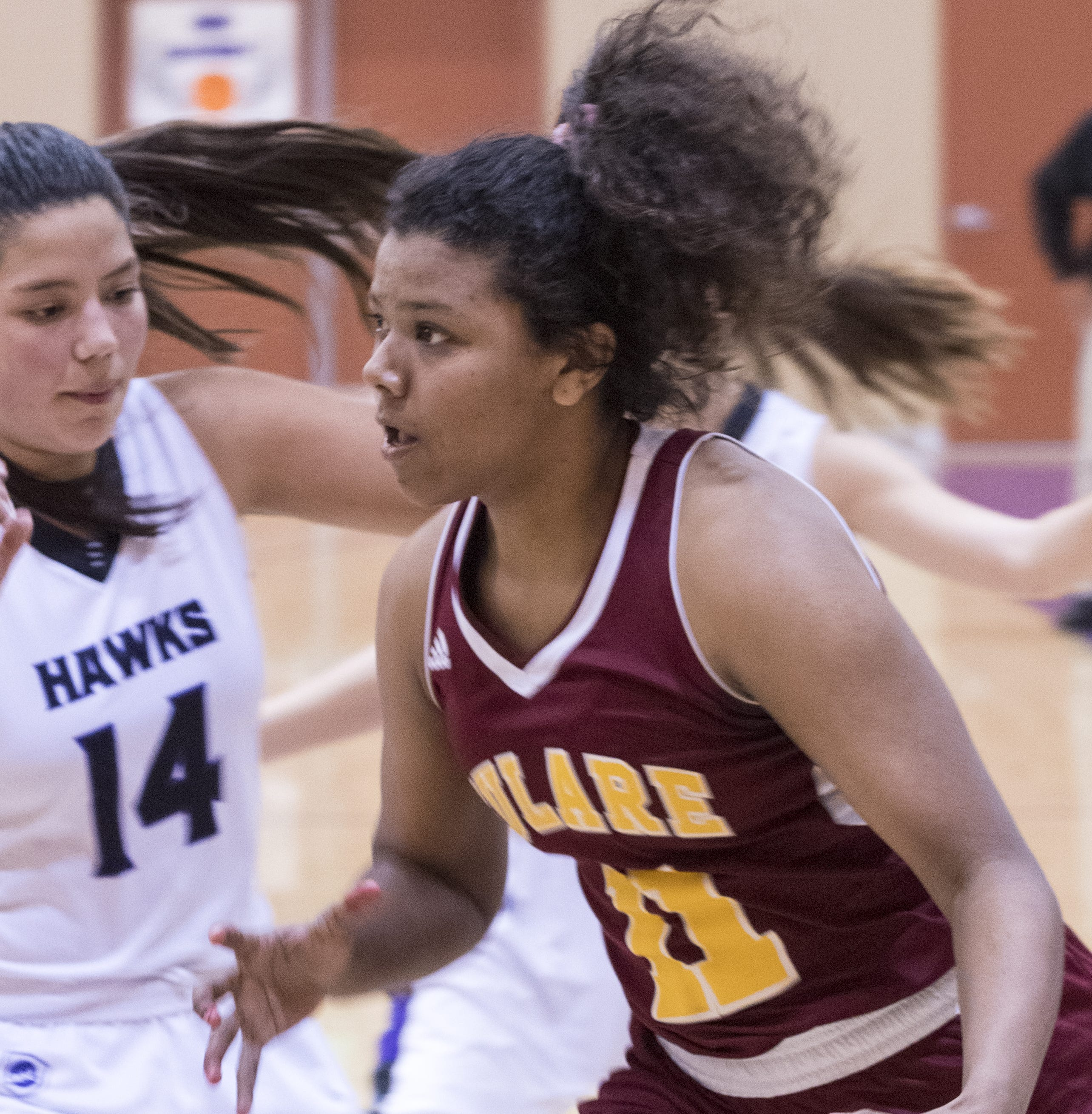 This Tulare Union player is approaching 2,000 career points