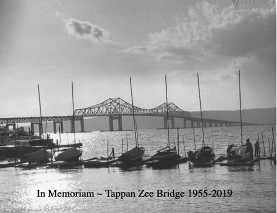 """""""In Memoriam"""" cards being distributed in limited numbers by The Historical Society Serving Sleepy Hollow and Tarrytown."""
