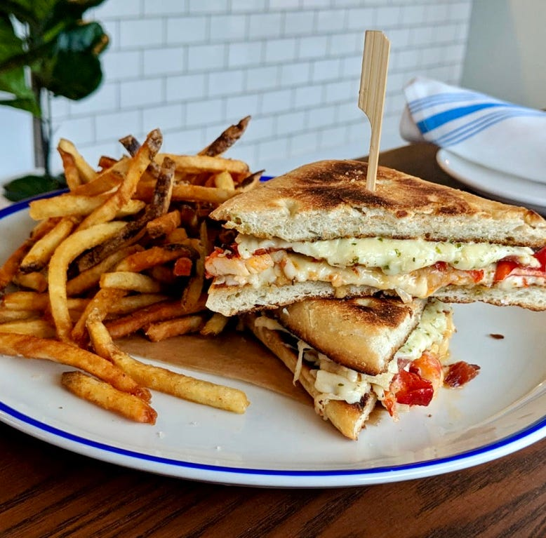 Lobster, beef tenderloin and more: Sussex County eateries offer riffs on grilled cheese