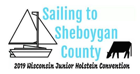 Jr Holstein Convention Logo