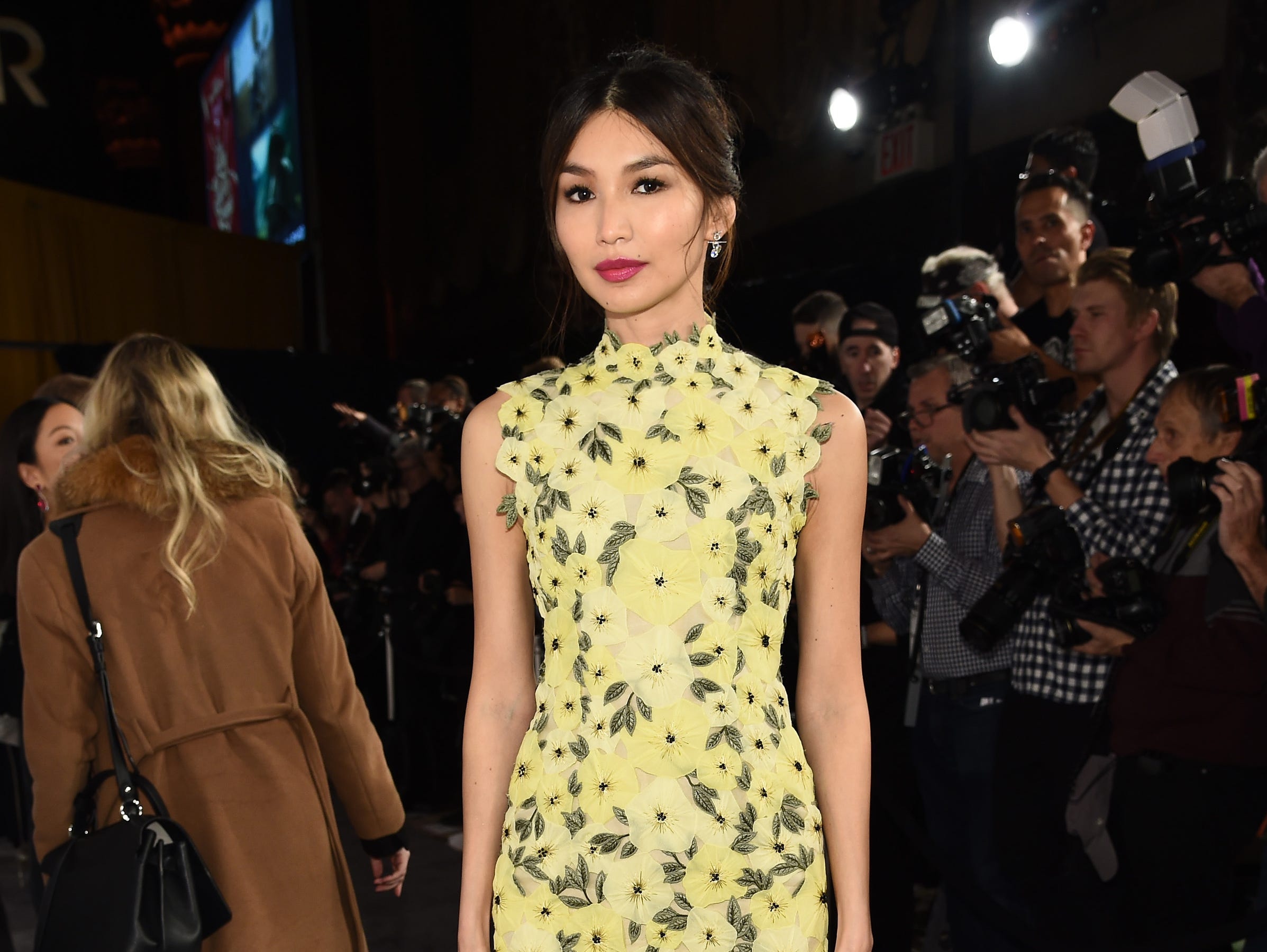 NEW YORK, NY - JANUARY 08:  Gemma Chan attends The National Board of Review Annual Awards Gala at Cipriani 42nd Street on January 8, 2019 in New York City.  (Photo by Dimitrios Kambouris/Getty Images for National Board of Review) ORG XMIT: 775259363 ORIG FILE ID: 1079454414