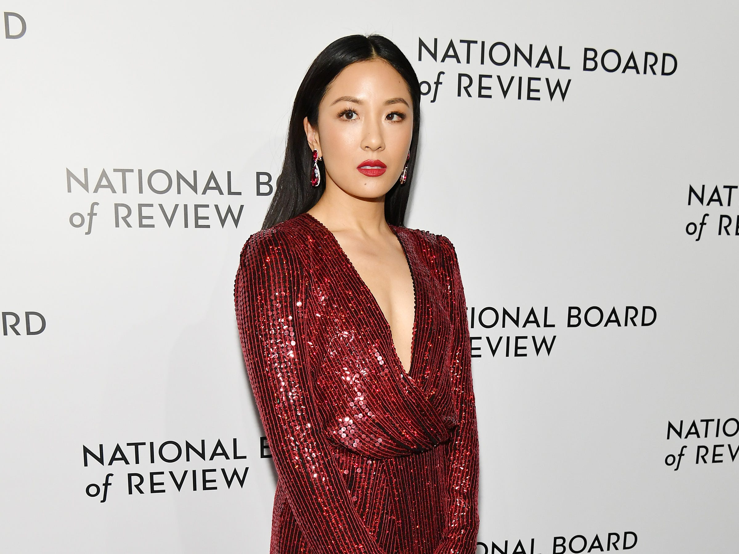 NEW YORK, NY - JANUARY 08: Constance Wu attends The National Board of Review Annual Awards Gala at Cipriani 42nd Street on January 8, 2019 in New York City.  (Photo by Dia Dipasupil/Getty Images for National Board of Review) ORG XMIT: 775259363 ORIG FILE ID: 1079453186