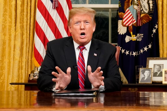 Ap Government Shutdown Trump A Usa Dc