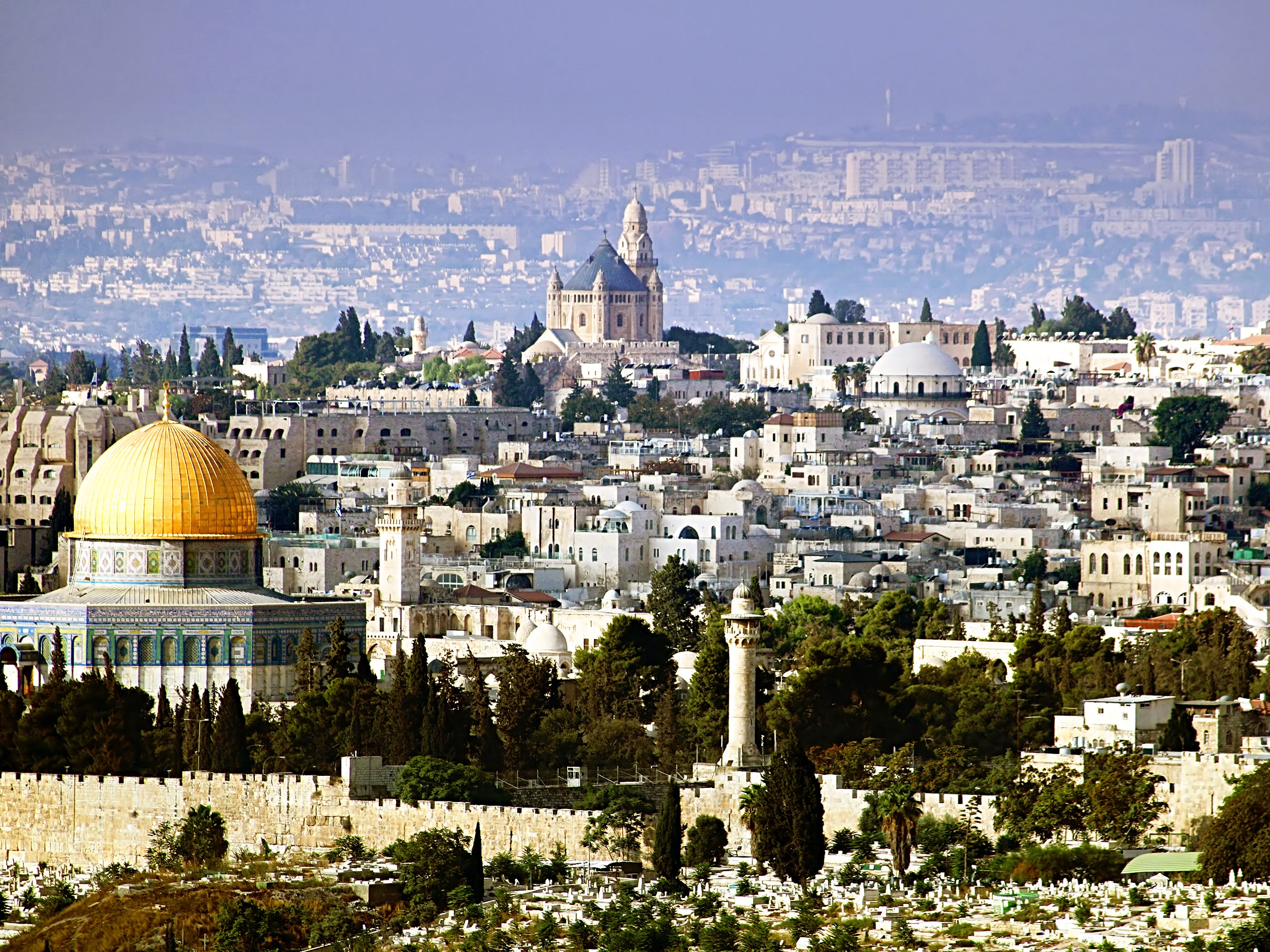 Israel: Explore the ancient biblical sites and colorful flea markets of Jerusalem; stroll Tel Aviv's vibrant neighborhoods; go for a hike and sample wine in the north; or float in the Dead Sea (the lowest point on earth) and Red Sea in the south — all of it can be done on a budget. Another way you'll save? Many of the Holy Land's hotels offer lavish, complimentary buffet breakfasts so you can eat shakshuka to your heart's content (and, of course, you can fill up on cheap and delicious hummus and falafel everywhere you go).