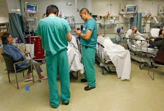Ap St Vincent S Hospital A File Usa Ny