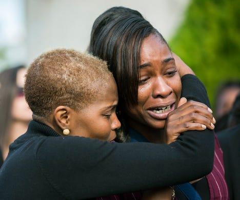 5452680d09 Jazmine Barnes  Girl slain in drive-by shooting has funeral in Houston